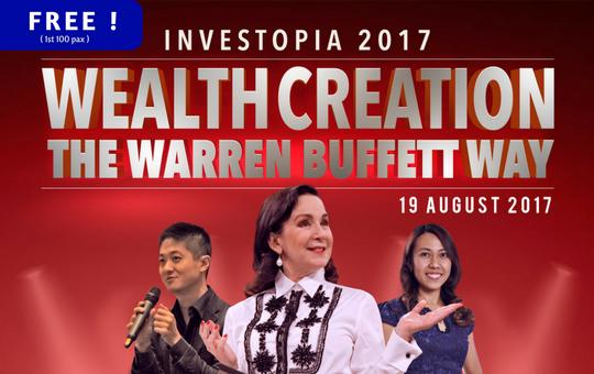 Wealth Creation The Warren Buffett Way Event