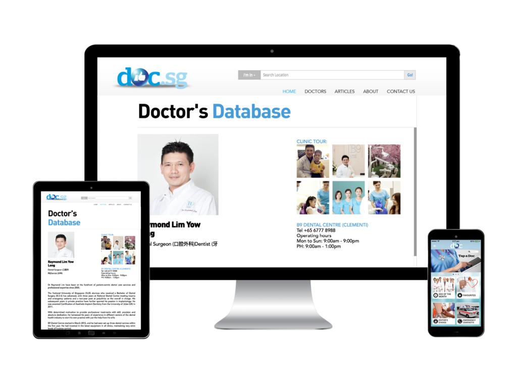 Doc app web