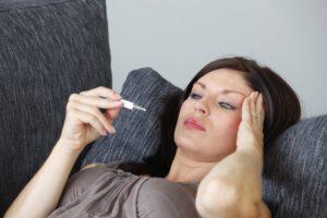 Influenza like symptoms